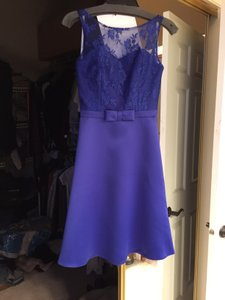 Jasmine Cobalt Blue B2 26h2373 Dress