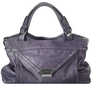 Kooba Satchel in Grey