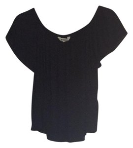 BB Dakota Top Black