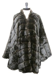 Other Vintage Faux Fur Cape