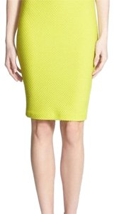 ASTR Skirt Green/ yellow