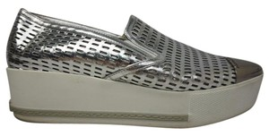 Miu Miu Silver Athletic