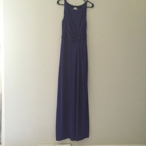 Robert Rodriguez Purple Dress
