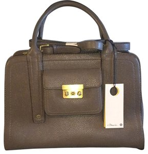 3.1 Phillip Lim for Target Satchel in Taupe/Gray