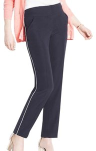 Ann Taylor Relaxed Pants Navy