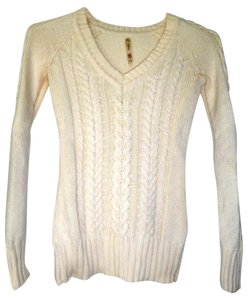 Aéropostale Knit Longsleeve V-neck Sweater