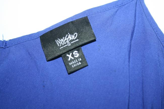 Mossimo Supply Co. Top Blue
