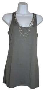 Xhilaration Top Gray