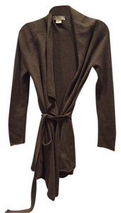 Michael Kors Cardigan Belted Sweater
