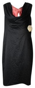 Rachel Roy Little Formal Tight Fitting Statement Tie Dress