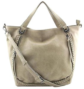 Urban Expressions Tote in tan