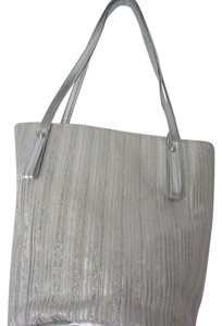 Only One In Us Dressy Tote in SILVER