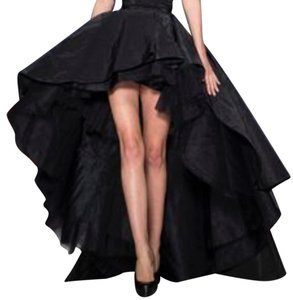 Pavoni Skirt Black