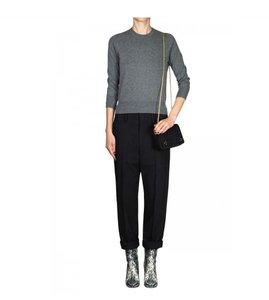 Isabel Marant Dress Trouser Pants Black