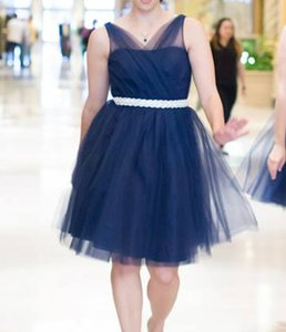 Jim Hjelm Occasions Navy Dress