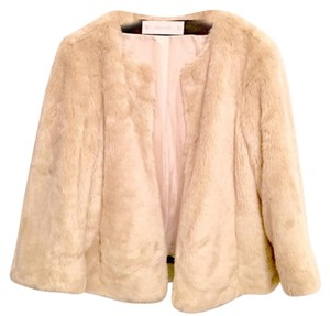 Zara Fauxfur Fur Coat