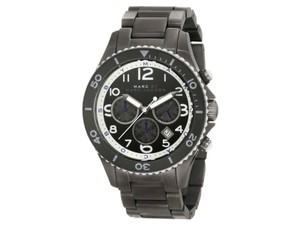 Marc by Marc Jacobs Rock Gunmetal Watch