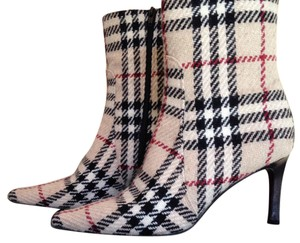 Burberry Burberry Check Boots