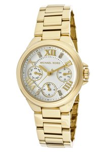 Michael Kors Women's Camille Gold watch