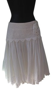 Lucy Paris Skirt white