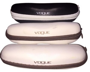Vogue Eyewear 3 eyeglass cases