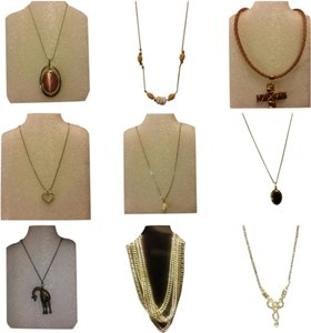 Unknown 9 Necklace Lot