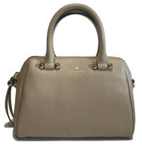 Kate Spade New York Charles Street Mini Brantley Wkru3297 Satchel in Affogato