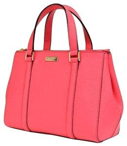Kate Spade New York Satchel in Desert Rose