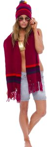 Aviator Nation Vintage Wool Scarf and hat