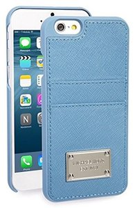 Michael Kors Michael Kors Saffiano Phone Cover With Pocket for iPhone 6/6s
