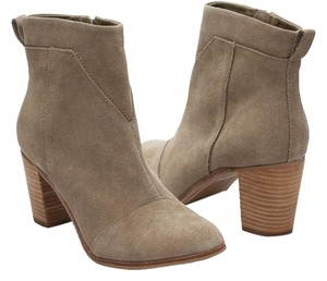 TOMS Lunata Taupe Boots