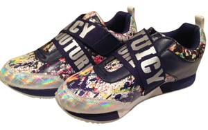 Juicy Couture Splatters of Color Athletic