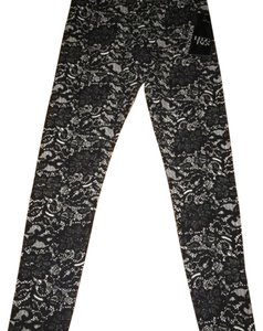 Nordstrom Black/White Leggings