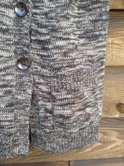 The Limited Wool Speckled Cardigan