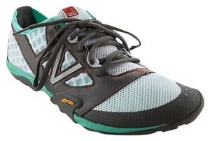 New Balance Running Grey/Teal Athletic