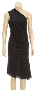 Rick Owens short dress Black on Tradesy