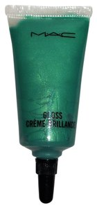 MAC Cosmetics KELLY GREEN Gloss / Creme Brillance 10mL/0.33 fl oz