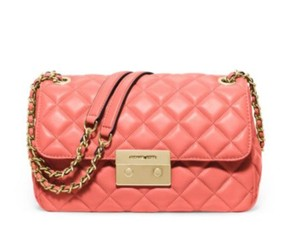 Michael Kors Sloan Quilted Shoulder Bag
