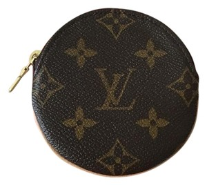 Louis Vuitton Louis Vuitton Monogram Rond Porte Monnaie Coin Purse