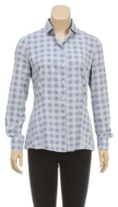 Prada Button Down Shirt White