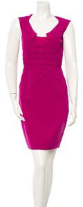 Zac Posen short dress Pink on Tradesy