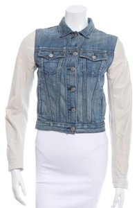 Rag & Bone Womens Jean Jacket