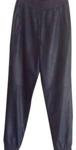 BCBGMAXAZRIA Athletic Pants Dark navy