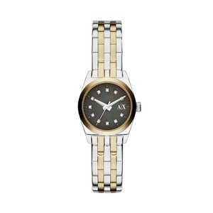 A|X Armani Exchange Armani Exchange Women's Miss Jackson Stainless Steel Watch AX5333