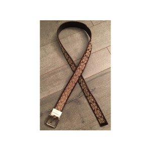 Coach Coach Reservible Belt