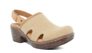 Børn Platforms Womens Chestnut Light Brown Mules
