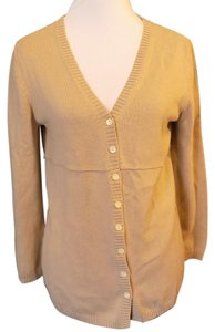 J. Jill Cardigan V-neck Solid Petite Sweater