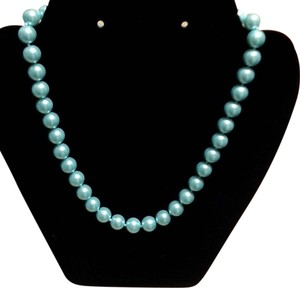 Beautiful 10mm South Sea Shell Pearl Necklace