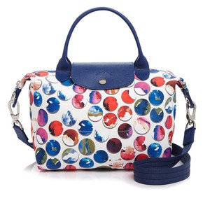 Longchamp Tote in Multi