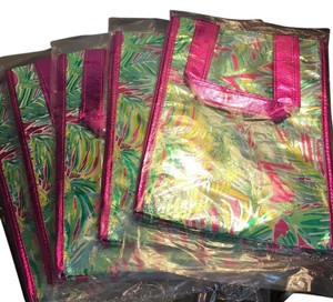 Lilly Pulitzer Tote in Tropical Storm